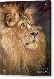 Intense Pride Acrylic Print by Jan Gibson