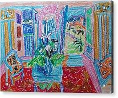 Interior A La Nice Acrylic Print