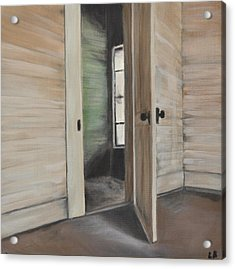 Interior Doorway Acrylic Print