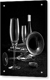 Intermission Riff Acrylic Print by Elf Evans