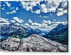 International Vista Acrylic Print