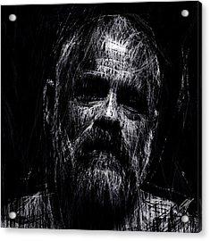 Intimo 7 Acrylic Print by Chris Lopez