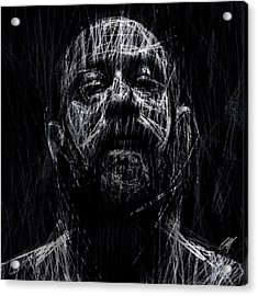 Intimo 8 Acrylic Print by Chris Lopez