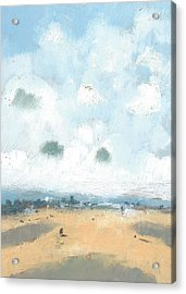 Into The Distance Part Four Acrylic Print by Alan Daysh