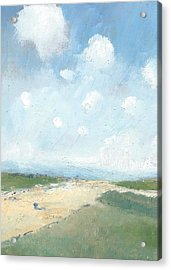 Into The Distance Part Six Acrylic Print by Alan Daysh