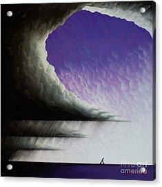Into The Light 3 Acrylic Print