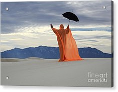 Into The Mystic 3 Acrylic Print by Bob Christopher