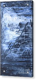 Into The Mystic Acrylic Print by Susan  Dimitrakopoulos
