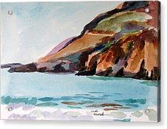 Into The Ocean Acrylic Print