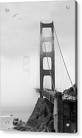Into The Unknown Acrylic Print by Mike McGlothlen