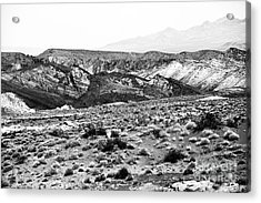 Into The Valley They Went Acrylic Print by John Rizzuto