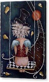Inusual Acrylic Print by Belen Jauregui