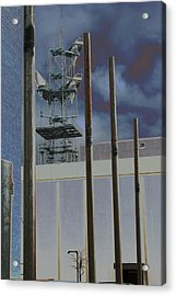 Invisible Industry Acrylic Print
