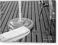 Invite Me To Your Table Acrylic Print