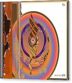 Inw_20a5654sq Washed Puma Stone Acrylic Print