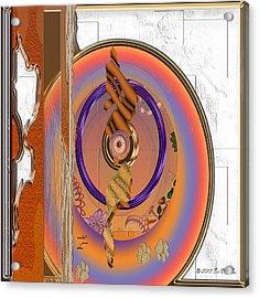 Inw_20a5656sq Washed Puma Stone Acrylic Print