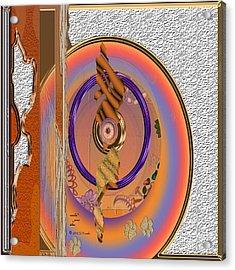 Inw_20a5673sq Washed Puma Stone Acrylic Print