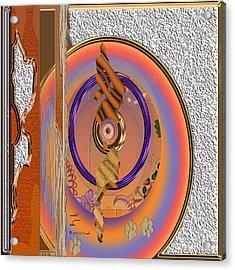 Inw_20a5677sq Washed Puma Stone Acrylic Print