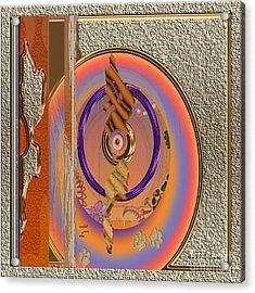 Inw_20a5680sq Washed Puma Stone Acrylic Print