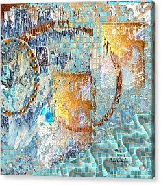 Inw_20a6020sq Ageless Glacial Memories Acrylic Print