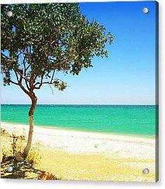 Ionian Sea Acrylic Print