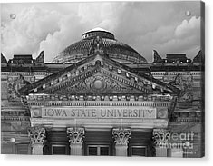 Iowa State University Beardshear Hall Acrylic Print by University Icons