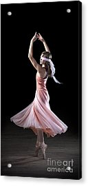 iPhone Case - Dancing With Closed Eyes Acrylic Print