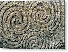 Ireland, County Meath, Newgrange Acrylic Print by Jaynes Gallery
