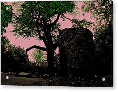 Ireland Hidden Acrylic Print by Will Burlingham
