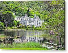 Ireland Home Acrylic Print by Will Burlingham