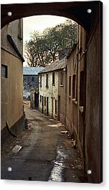 Irish Alley 1975 Acrylic Print