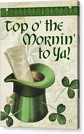 Irish Blessings Acrylic Print