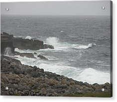 Irish Coast Acrylic Print