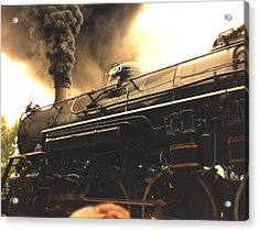 Iron Horse Acrylic Print