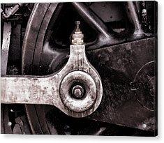 Iron Horse II Acrylic Print