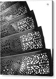 Iron Stairs Acrylic Print