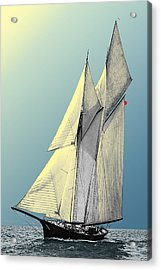 Iroquois - Schooner Yacht Acrylic Print