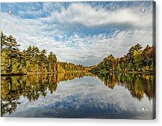 Irwin Lake, Hiawatha National Forest Acrylic Print