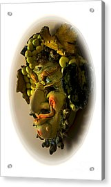 Is This Bacchus? Acrylic Print by Al Bourassa