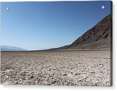 Is This Mars? Acrylic Print by Amy Gallagher