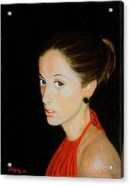 Isabel L. Carlisle Acrylic Print
