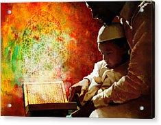 Islamic Painting 011 Acrylic Print