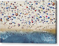 Island Beach State Park Acrylic Print