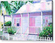 Island Charm Acrylic Print