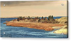 Acrylic Print featuring the photograph Island Colors Photo Art by Constantine Gregory
