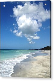 Acrylic Print featuring the photograph Island Escape  by Margie Amberge