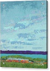 Island Estuary Acrylic Print