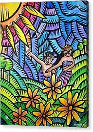Island Playtime 2008 Acrylic Print