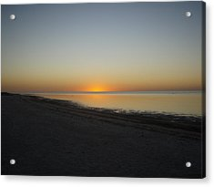 Acrylic Print featuring the photograph Island Sunset by Robert Nickologianis