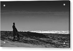 Island Surfer  Acrylic Print